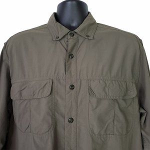 Eastern Mountain Sports Men's Button Front Shirt